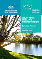 tmb_Albury_Visitor_Profile_and_Satisfaction_Report_Sept2013_FINAL-1