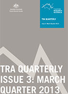 tmb_TRA_Quarterly_Issue_3_March_2013_FINAL