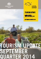 tmb_Tourism_Update_SeptQtr2014