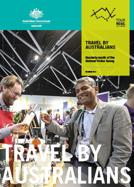 Travel by Australians: Results of the National Visitor Survey for year ending September 2017