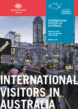 International Visitor Survey results in March 2017