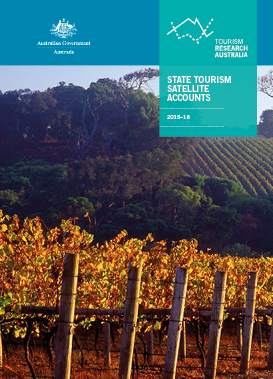 State Tourism Satellite Accounts 2015–16