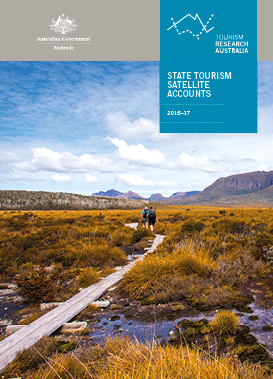 State Tourism Satellite Accounts, 2016–17