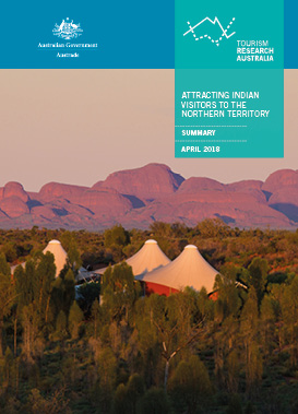Attracting Indian visitors to the Northern Territory